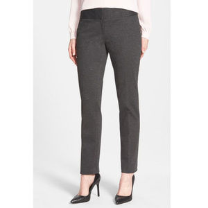 VINCE CAMUTO KNIT GRAY GREY PONCE ANKLE PANTS 8